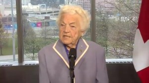 Mississauga mayor Hazel McCallion endorses Wynne