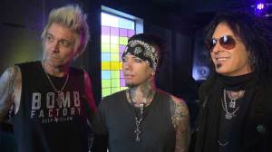 Sixx, Ashba and Michael discuss how and why Sixx:A.M. was born