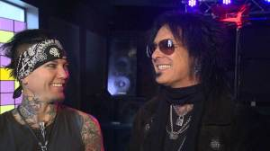 Sixx:A.M. loves social media, but stop asking them to play the hard songs