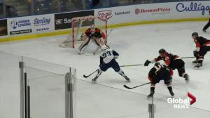 Saskatoon Blades win 3rd straight, down Medicine Hat Tigers 5-3