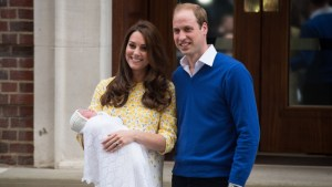Prince William and Kate welcome new baby girl to the royal family