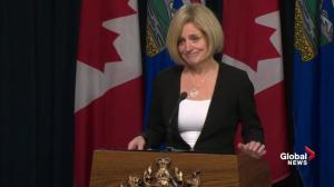 'He deeply loved Alberta': Premier Rachel Notley gives condolences following death of Jim Prentice