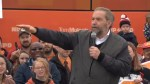 Mulcair compares Trudeau and Liberals to Lucy from Charlie Brown