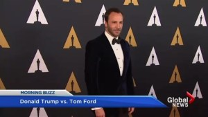 Donald Trump vs. Tom Ford