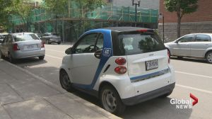 Electric car sharing problems
