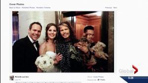 Spruce Grove couple meets Steven Tyler in an elevator