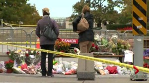 Ottawa Shooting: Day of healing