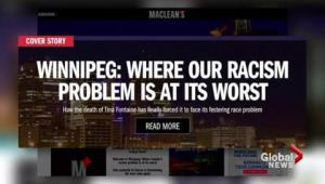 Is Winnipeg the most racist place in Canada?