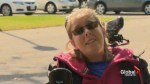 Woman says she is being discharged from hospital early, against her wishes