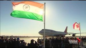 India's popular PM Narendra Modi begins state visit to Canada