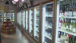 New liquor stores