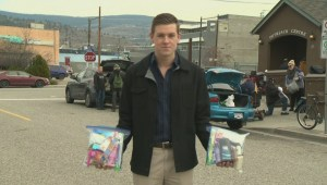 Penticton man is warming the homeless