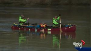 Edmonton family embarks on cross-country canoe trip