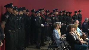 Montrealers remember fallen firefighters