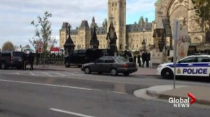 Ottawa Shooting: RCMP detail how attack played out