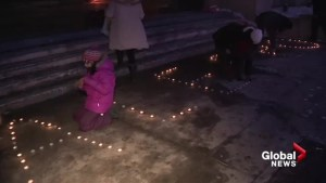 Calgarians pray for peace in Aleppo