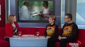 Team Diabetes holding Saskatoon Valentine extravaganza