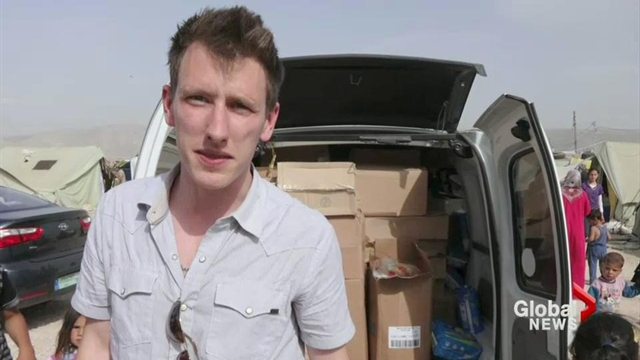After Kassig, ISIS still holding John Cantlie and female U.S. aid worker