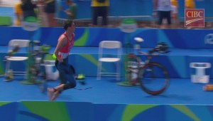 Calgarian triathlete Stefan Daniel wins silver at Rio Paralympic Games