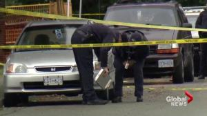 Man known to police gunned down on Forest Street in Burnaby