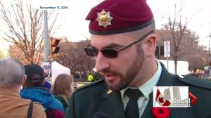 Community service for man who posed as vet on Remembrance Day