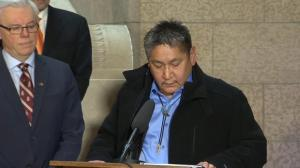 Shoal Lake 40 First Nation chief hails 'historic' day for his community