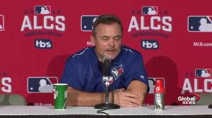 'It takes a lot to get to the top': John Gibbons