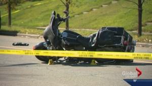 Motorcycle fatals