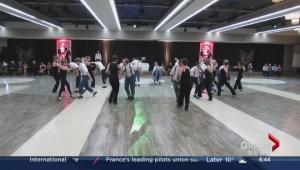 50 years of ballroom dancing at the University of Saskatchewan