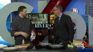 Chef Andrew from River Cafe