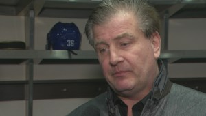 Canucks GM Benning discusses current season's performance