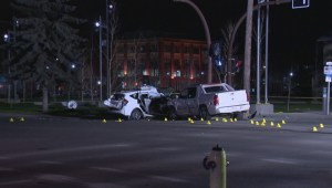 Father of two and young woman killed in multi-vehicle crash in the Beltline