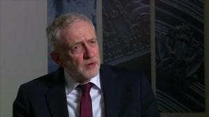 "U.K. opposition leader Corbyn calls London terror attack ""dreadful"""