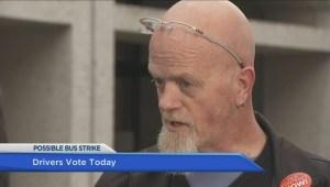 Coast Mountain bus drivers cast strike vote ballots
