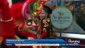 A preview of the Pan American Festival