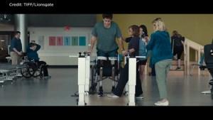 'Stronger' featuring Jake Gyllenhaal, Tatiana Maslany