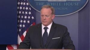 Spicer explains why White House is trimming back on press briefings