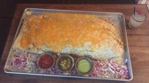 Eat 30-lb burrito in an hour, win 10% of Brooklyn restaurant