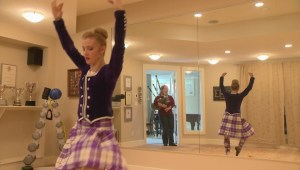 Gil Tucker: Alberta dancer wins second at World Highland Dance Championships