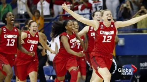 Young talent behind Canada's women's basketball gold at Pan Am Games