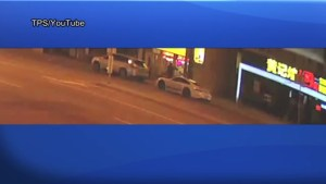 Police release security video of North York restaurant shooting