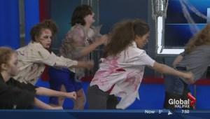 Thrilling dancers hit Halifax