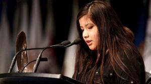 Teen sex assault victim Rinelle Harper offers powerful message
