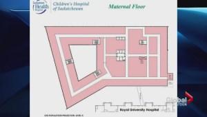Saskatoon's children's hospital groundbreaking