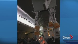 21 passengers taken to hospital after turbulence forces Air Canada plane to land in Calgary