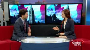 'We're watching closely': Justin Trudeau discusses EI benefits during Global Edmonton Morning News appearance