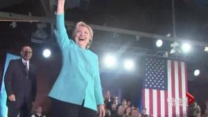 Can Hillary Clinton claim the battleground States?