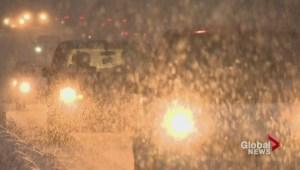 Metro Vancouver snow chaos