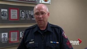 Calgary police update abandoned baby