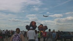 Thousands take in Lethbridge International Airshow